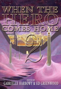 Cover of When the Hero Comes Home 2