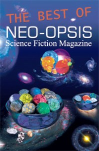 Cover of Best of Neo-opsis Science Fiction Magazine
