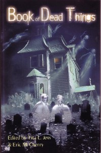Cover of Book of Dead Things 2007