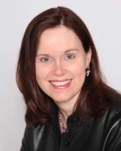 Headshot of author Suzanne Church