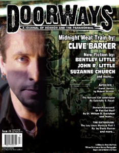 Doorways Issue 6 cover